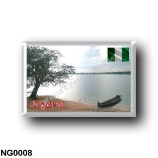 NG0008 Africa - Nigeria - Oguta Lake cropped
