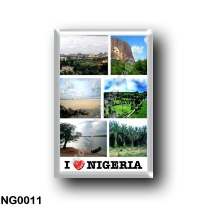 NG0011 Africa - Nigeria - I Love