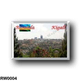 RW0004 Africa - Rwanda - Kigali - Downtown