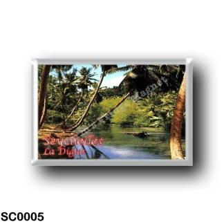 SC0005 Africa - Seychelles - La Digue