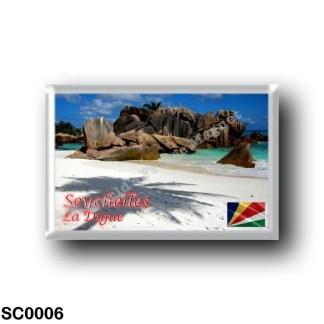 SC0006 Africa - Seychelles - La Digue