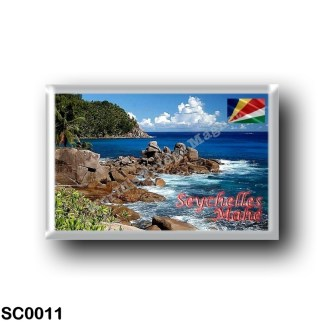 SC0011 Africa - Seychelles - Mahé