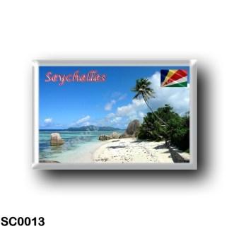 SC0013 Africa - Seychelles - Beach