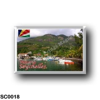 SC0018 Africa - Seychelles - Victoria - Port