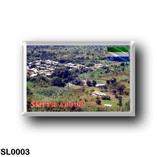 SL0003 Africa - Sierra Leone - Bafodia - West Africa