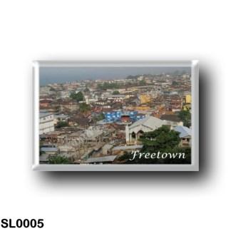 SL0005 Africa - Sierra Leone - Freetown