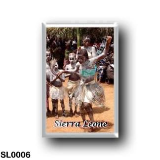 SL0006 Africa - Sierra Leone - The Koindu dance