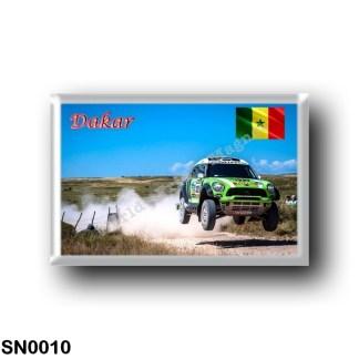 SN0010 Africa - Senegal - Raid MINI ALL4 Racing