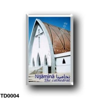 TD0004 Africa - Chad - Nijamina