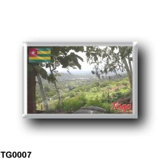 TG0007 Africa - Togo - Région de la Kara