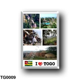 TG0009 Africa - Togo - I Love