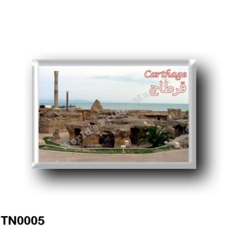 TN0005 Africa - Tunisia - Carthage