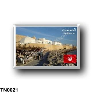 TN0021 Africa - Tunisia - Hammamet