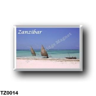 TZ0014 Africa - Tanzania - Zanzibar - beach beach