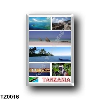 TZ0016 Africa - Tanzania - Mosaic