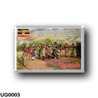 UG0003 Africa - Uganda - Batwa