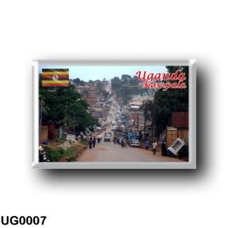 UG0007 Africa - Uganda - Kampala - Panorama