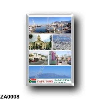 ZA0008 Africa - South Africa - Cape Town I Love