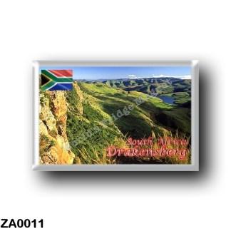 ZA0011 Africa - South Africa - Drakensberg
