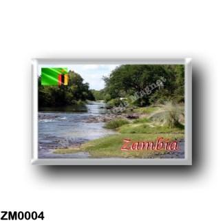 ZM0004 Africa - Zambia - Landscape