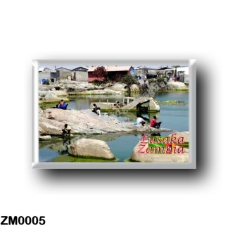 ZM0005 Africa - Zambia - Lusaka
