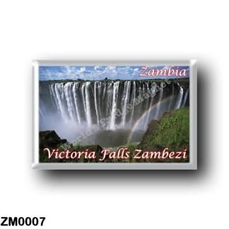 ZM0007 Africa - Zambia - Victoria Falls Zambezi