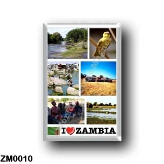 ZM0010 Africa - Zambia - Zambia - I Love