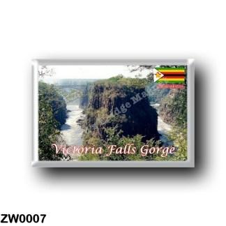 ZW0007 Africa - Zimbabwe - Victoria Falls Gorge