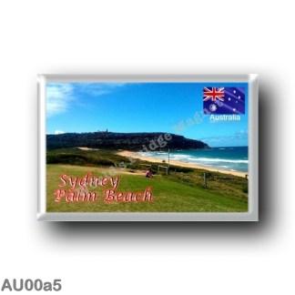 AU00a5 Oceania - Australia - Sydney - Palm Beach