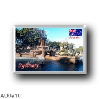 AU0a10 Oceania - Australia - Sydney - Panorama