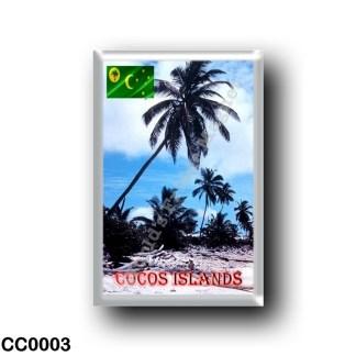 CC0003 Oceania - Cocos (Keeling) Islands - Keeling Palms