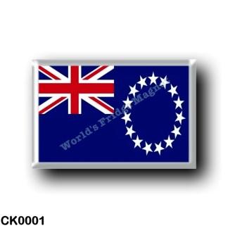 CK0001 Oceania - Cook Islands - Flag