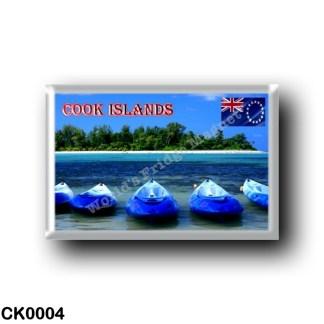 CK0004 Oceania - Cook Islands - Panorama