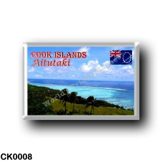 CK0008 Oceania - Cook Islands - Aitutaki