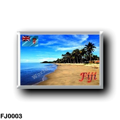 FJ0003 Oceania - Fiji - Beach