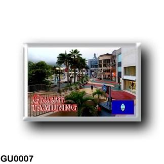 GU0007 Oceania - Guam - Tamuning