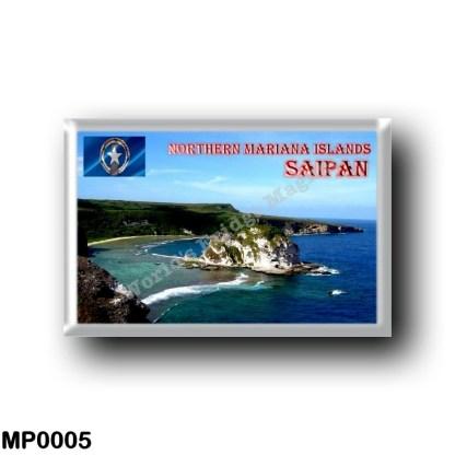 MP0005 Oceania - Northern Mariana Islands - Saipan - Panorama