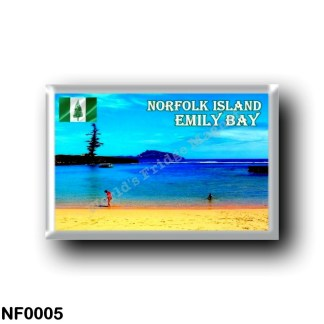 NF0005 Oceania - Norfolk Island - Emily Bay