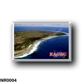 NR0004 Oceania - Nauru - View of East