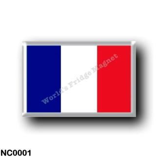 NC0001 Oceania - New Caledonia - Flag