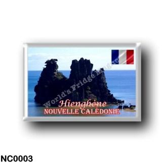 NC0003 Oceania - New Caledonia - Hienghène