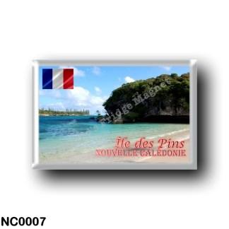 NC0007 Oceania - New Caledonia - L'Île des Pins - Kanumera Bay