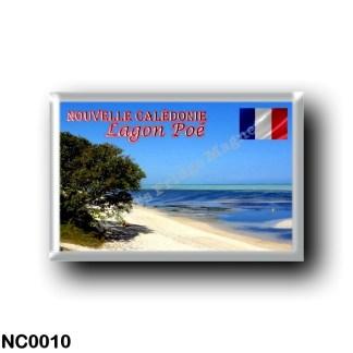 NC0010 Oceania - New Caledonia - Lagon Poé