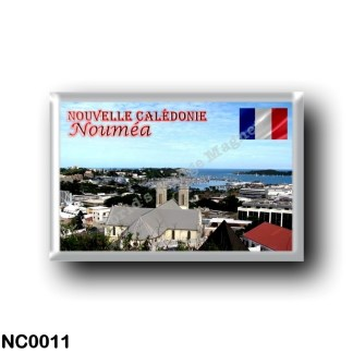 NC0011 Oceania - New Caledonia - Nouméa