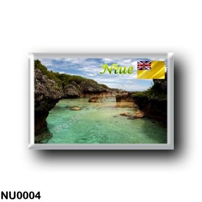 NU0004 Oceania - Niue - Limu Pools