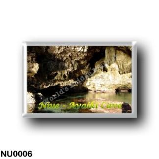NU0006 Oceania - Niue - Avaiki Cave
