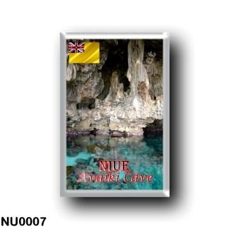 NU0007 Oceania - Niue - Avaiki Cave