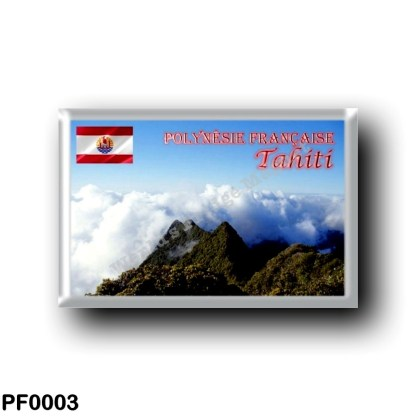 PF0003 Oceania - French Polynesia - Tahiti - Sunrise