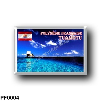 PF0004 Oceania - French Polynesia - Tuamotu