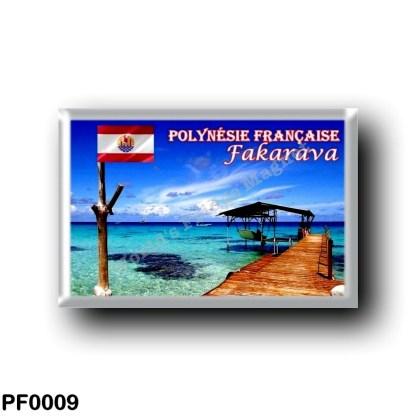 PF0009 Oceania - French Polynesia - Fakarava